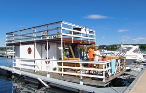 Husbåten, 190kb